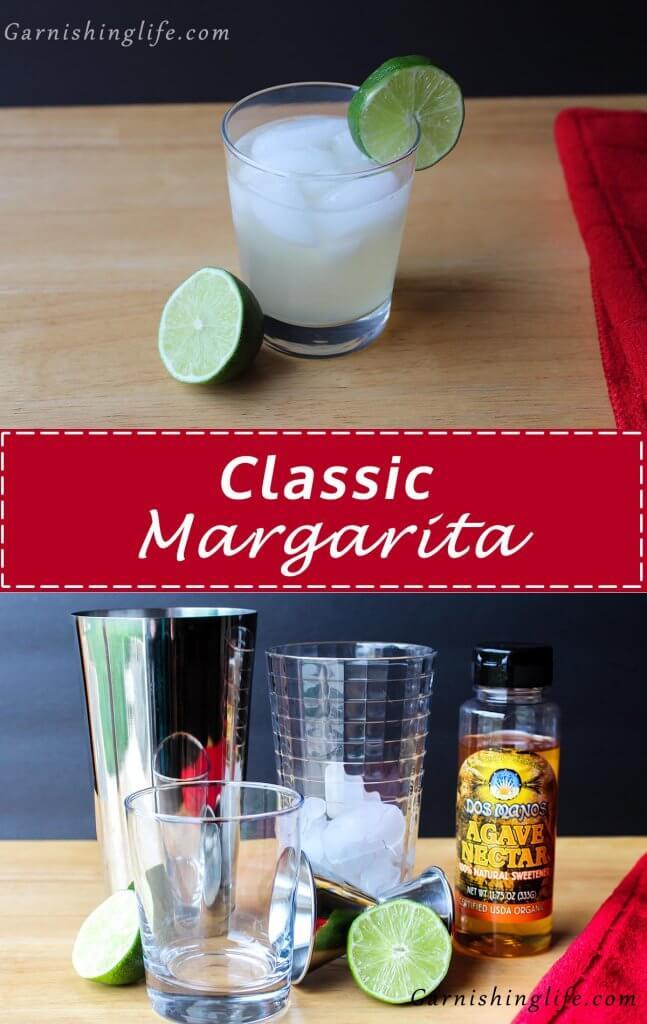 Classic Margarita Pinterest