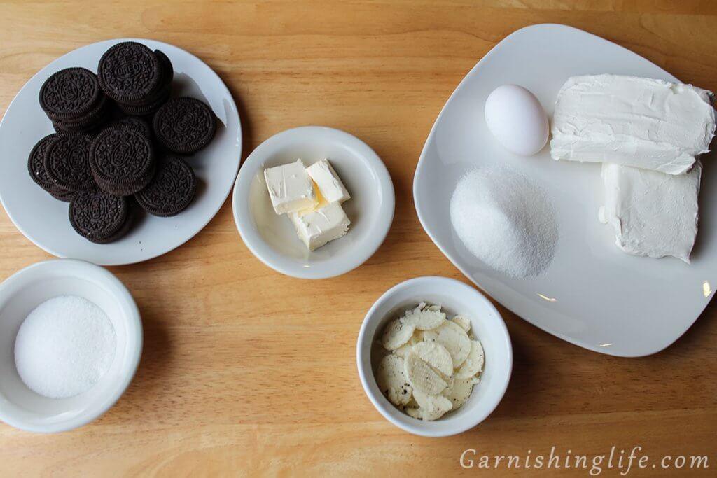 Mini Mint Chocolate Cheesecake