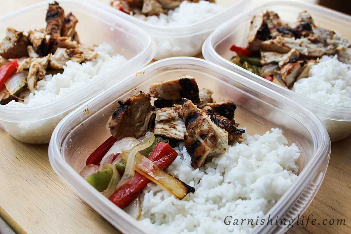 Jerk Chicken Meal Prep Bowl