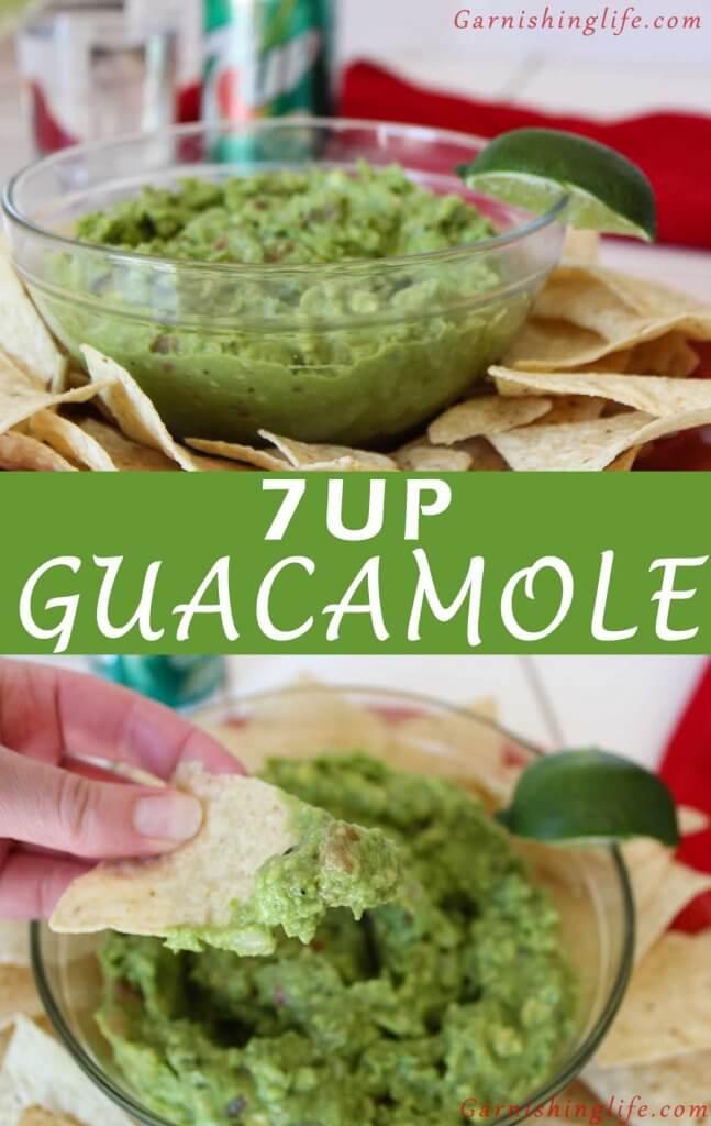 7UP Guacamole