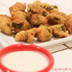 Cajun Fried Pickles