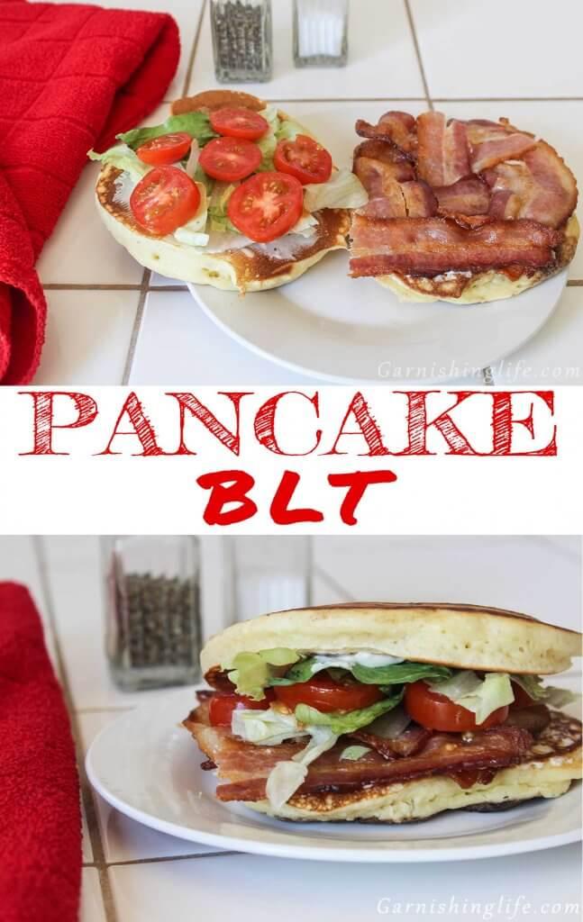 Pancake BLT