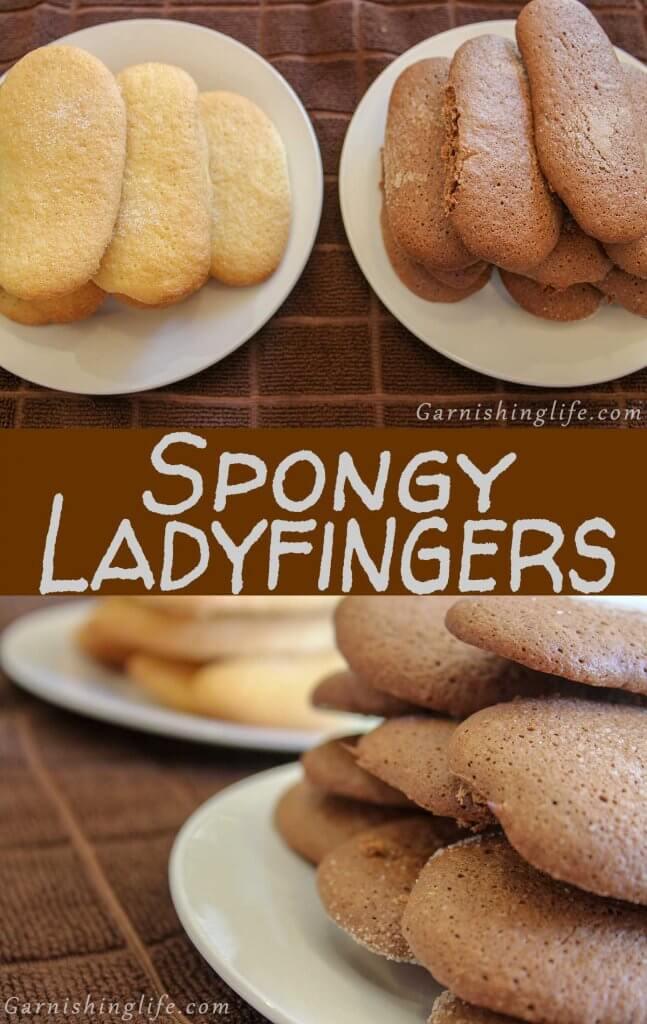 Spongy Ladyfingers