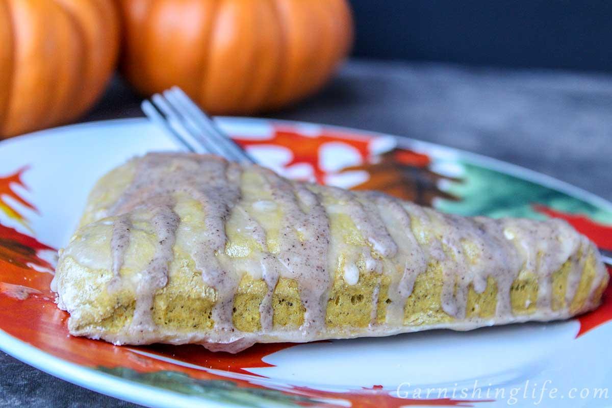 Pumpkin Spice Scone