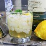 Irish Whiskey Smash